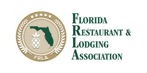 florida restaurant and lodging association logo