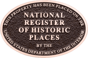 national historic register logo